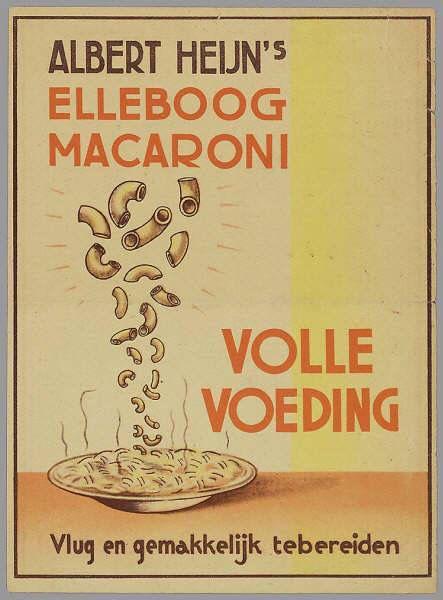 Albert Heijn's Elleboog Macaroni