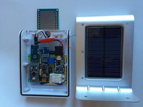 Best weather station arduino images on pinterest
