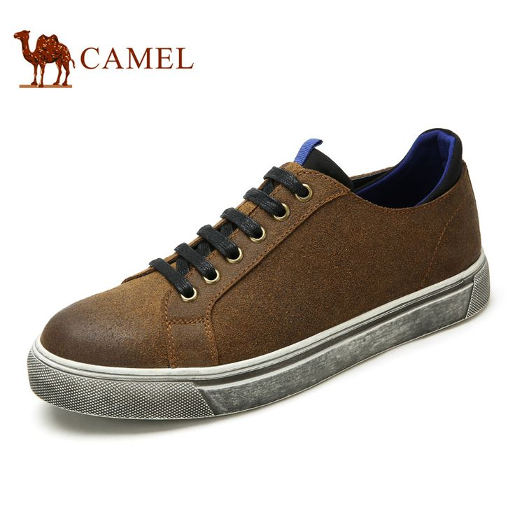 >> Click to Buy << Camel men's 2016 new fall fashion popular casual shoes men's casual shoes cow split leather shoes #Affiliate
