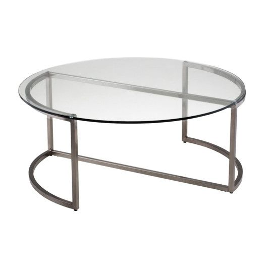 Offer more affordable option as well $439 Whiteline Imports Doug Coffee Table