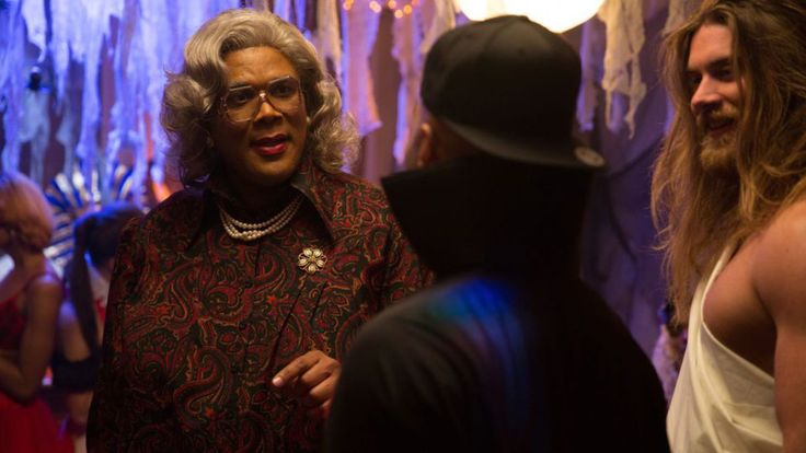 Tyler Perry wants to make a Madea movie about police brutality