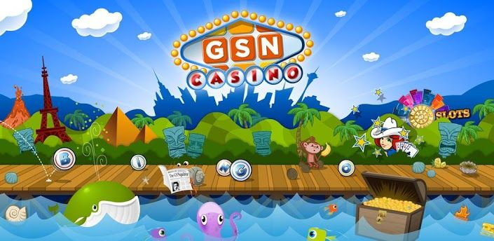 GSN Casino Free Tokens Hack