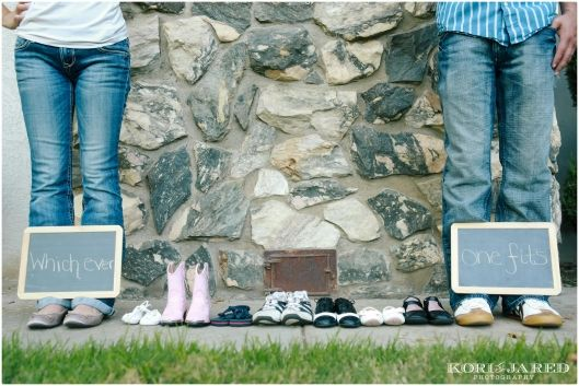 Adoption Announcement - Kori & Jared Photography