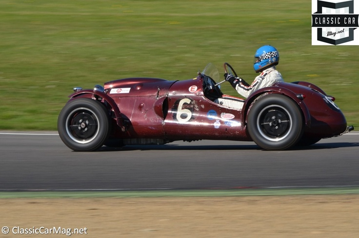 1954 Cooper Bristol T24-25 driven by Ure and Wigley - Woodcote Trophy
