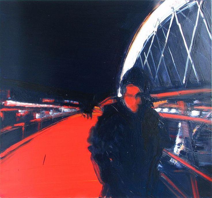 'The Footbridge', Robert Bubel