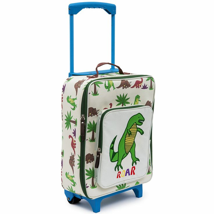 Dinosaur Suitcase Kids | Luggage And Suitcases