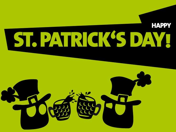 St. Patrick's Day 2013!