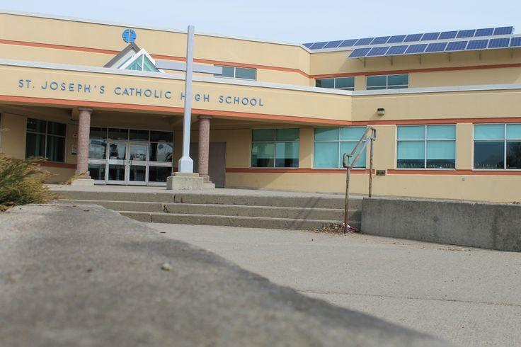 Welcome to St.Joe's!:)