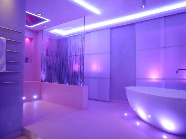 Explore What Is Popular On Tiktok For Neon Room Designs Now In 2021 Neon Room Led Lighting Bedroom Neon Bedroom