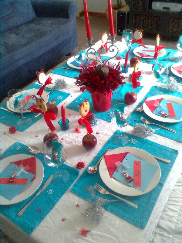 Christmas Table for friends