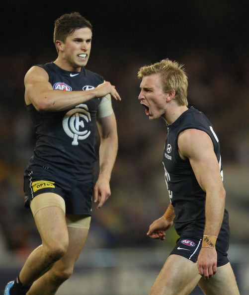 AFL Rd 18 - Carlton v Richmond http://footyboys.com
