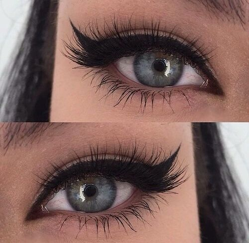 Sigue estos 9 consejos para agrandar tus ojos #Eyes #MakeUp #Beauty