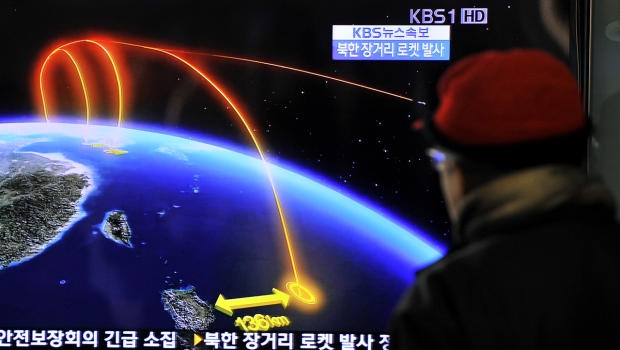 North Korea successfully launches long-range rocket #NorthKorea #Korea #rocket #peace