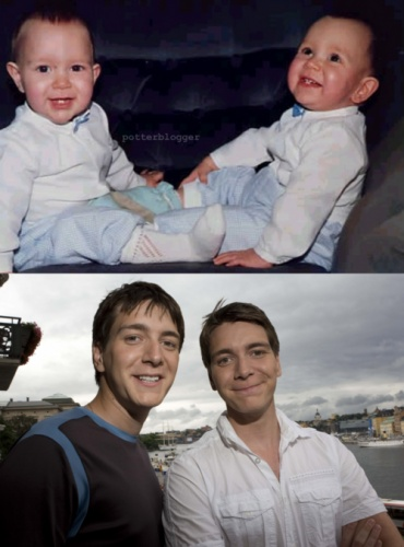 James And Oliver Phelps Young 17 Best images ...