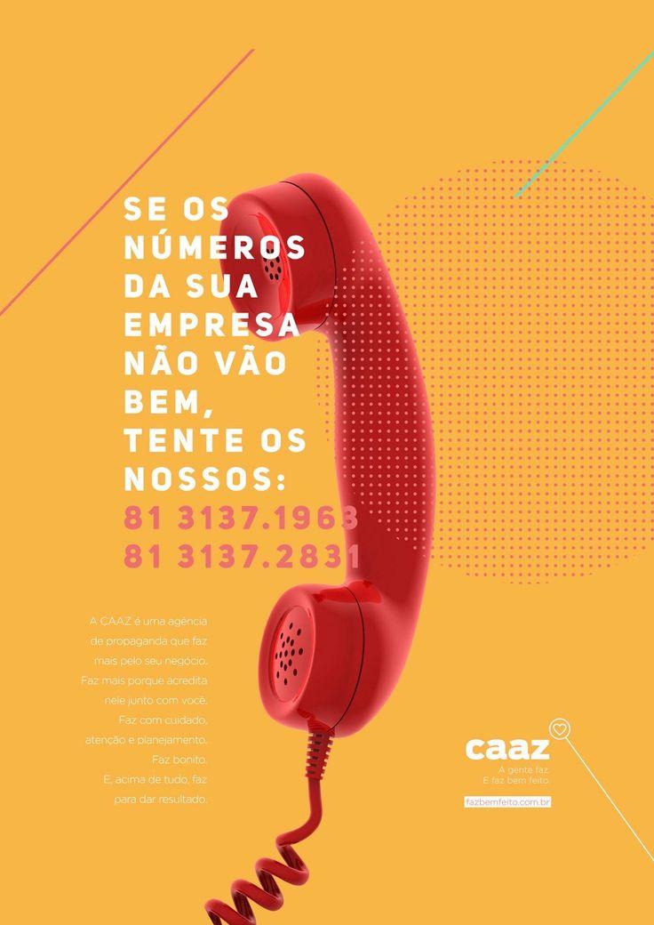Caaz // Faz bem feito - Álvaro Guimarães | Copywriter