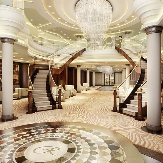 What To Expect On Regent Seven Seas' New Luxury Ship.