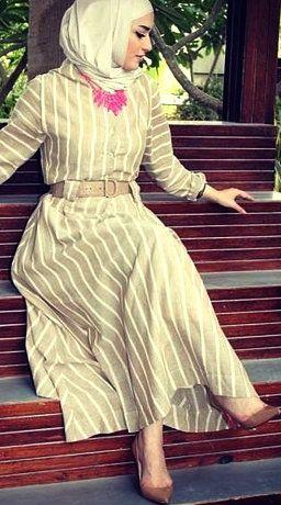 Hijab Dress.