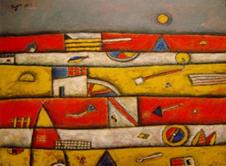 Horizontes : Adolfo Nigro
