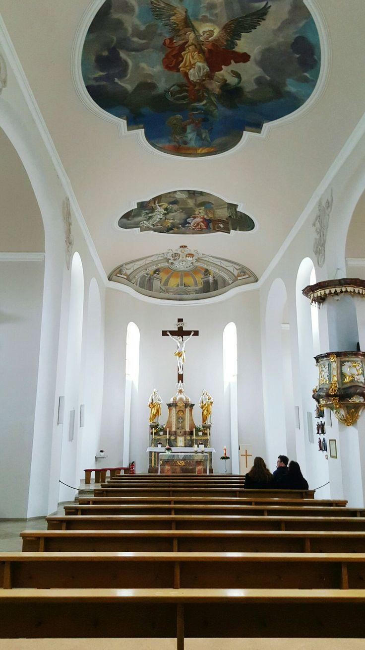 Kirche im Landkreis Karlsruhe