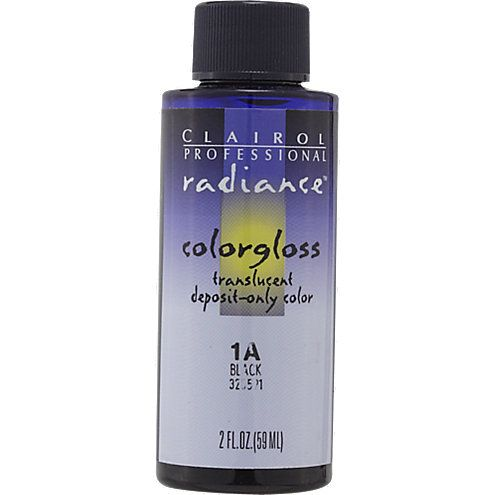 Radiance Colorgloss Semi-Permanent Hair Color
