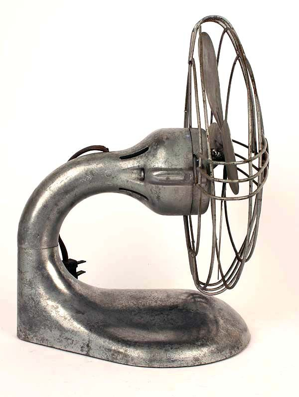 Art Deco Streamline Fan