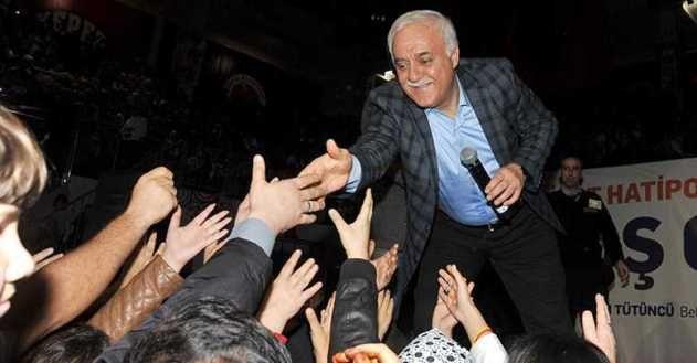 """Cumhurbaşkanı Recep Tayyip Erdoğan, Bakanlar Kurulu'nca Prof. Dr. Nihat Hatipoğlu'nun Yükseköğretim Kurulu (YÖK) üyeliğine seçilmesini onayladı ve 6 üniversiteye rektör atadı. ATV'de her perşembe """"Dosta Doğru"""" adlı programı hazırlayıp sunan Hatioğlu, Ramazan...  #'Yok, #Atadı, #Erdoğan, #Hatipoğlu'Nu, #Ilahiyatçı, #Nihat, #Üyeliğine http://havari.co/erdogan-ilahiyatci-nihat-hatipoglunu-yok-uyeligine-atadi/"""