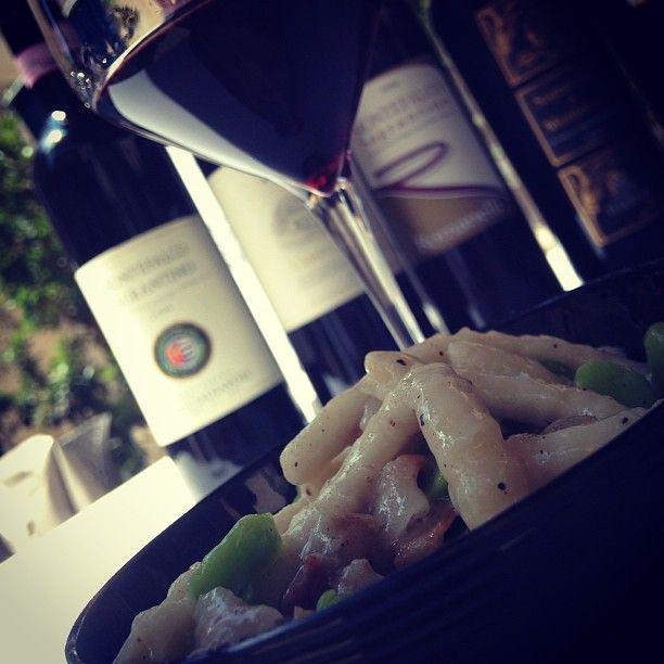 Light Lunch da @SpiritoDivinoPG #InMontefalco foto di @Cristina Bonetti