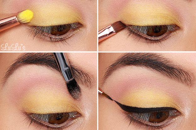 18 Eye Makeup Cheat Sheets If You Don