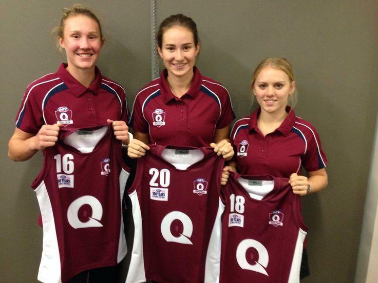 Another three #Storm representatives from the #SunshineCoast - U18 YG National Championships