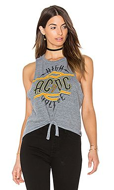 Chaser ACDC High Voltage Tank in Streaky Grey