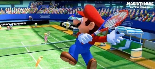 Mario Tennis regresa en grande con el Wii U - http://www.esmandau.com/173088/mario-tennis-regresa-en-grande-con-el-wii-u/