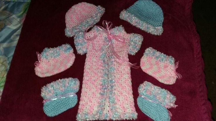 Cute newborn set