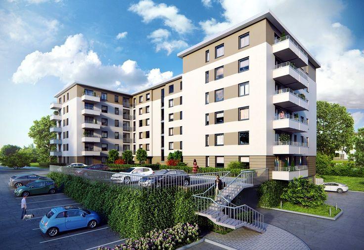 I etap inwestycji Banacha z mieszkaniami w cenach od 4700 zł/m2. Jedynie 4,5 km od centrum Krakowa!