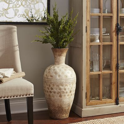 25 best ideas about floor vases on pinterest tall floor. Black Bedroom Furniture Sets. Home Design Ideas