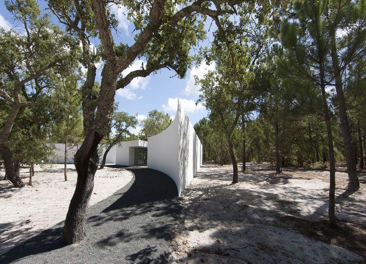 Galeria de Casa na costa alentejana / Aires Mateus - 27