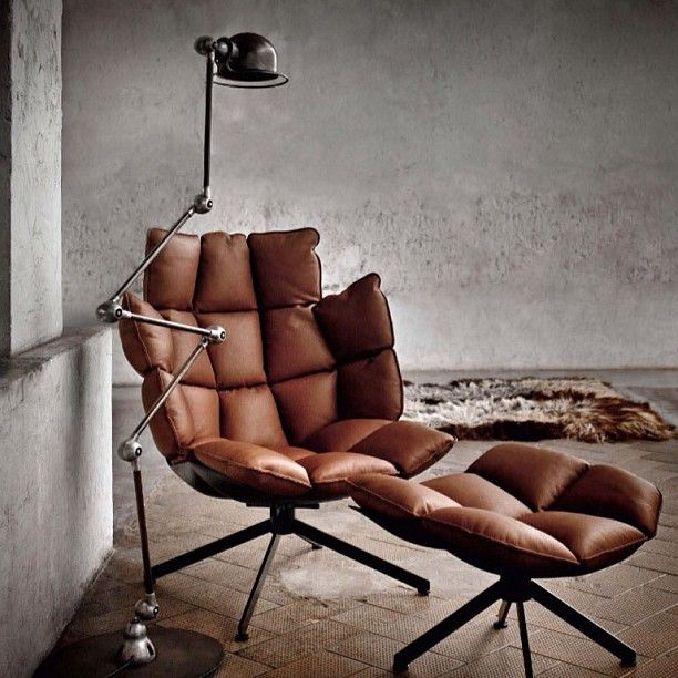 One of my Favorite armchairs, Husk by Patricia Urquiola for @B Italia !