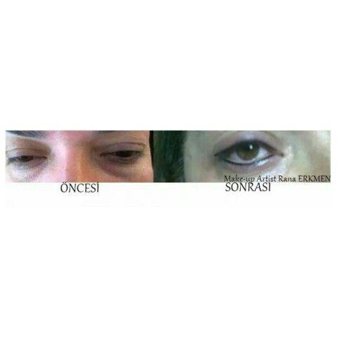 kalıcı eye liner