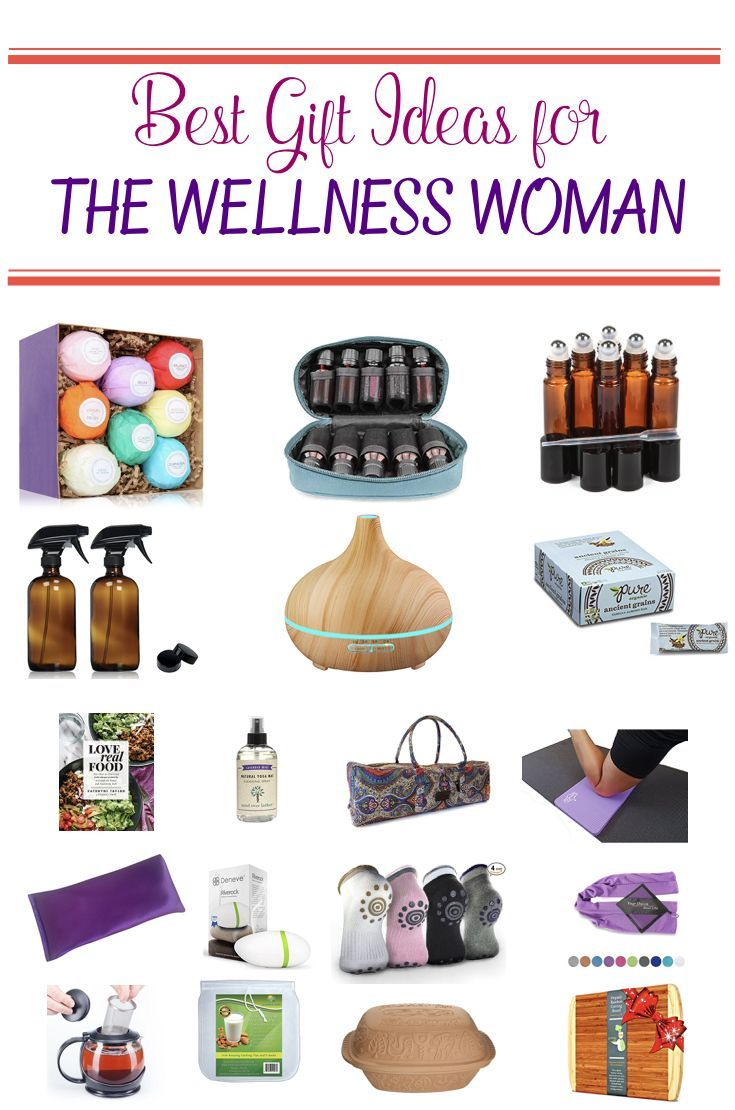 Best Gift Ideas For The Wellness Woman Wellness Gifts Cool Gifts For Women Diy Wedding Gifts