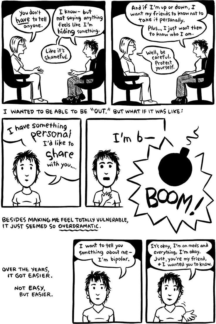 81 best bipolar disorder cartoons & illustrations images