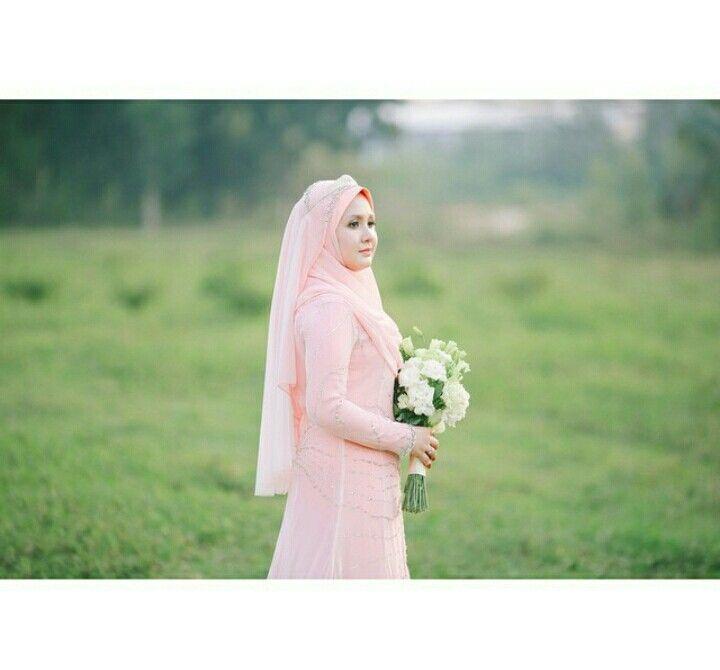A grateful bride