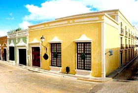 Hotel Francis Drake, Campeche - En el centro histórico a sólo 5 cuadras de la Catedral, Baluartes y Museos.