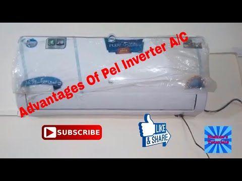 1.5 Ton Inverter Split AC Review ||Advantages Of Pel Inverter A\/C