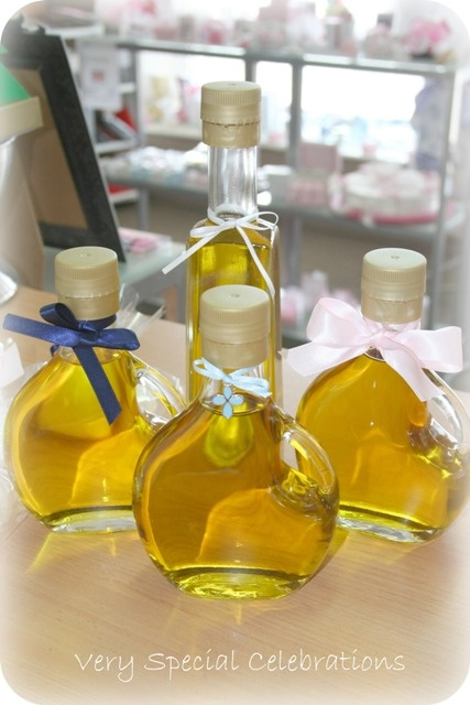 Christening Oil