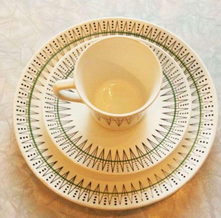 FINN – Egersund Zig Zag Kaffe kopper, skåler, askjetter
