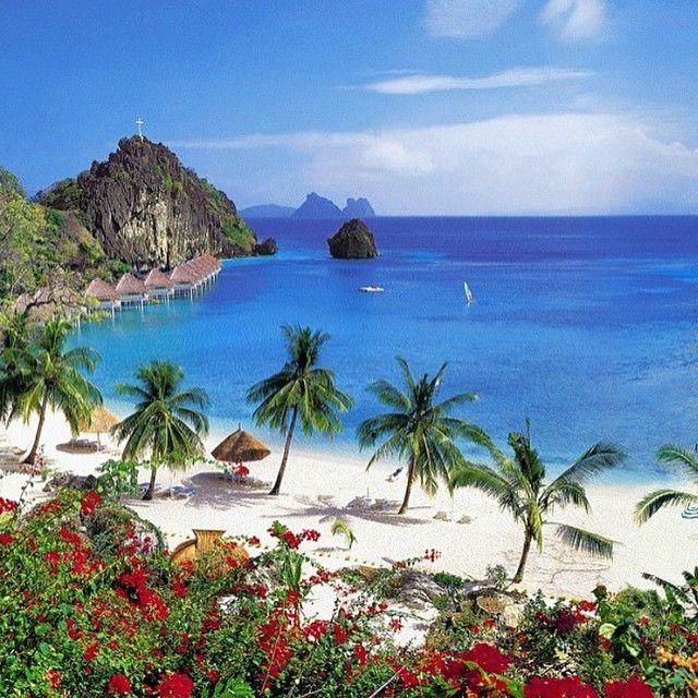 Apulit Island Resort Website