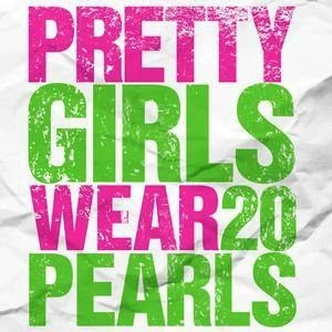 Pretty girls wear 20 pearls!