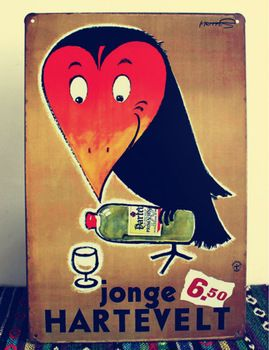 Retro Tin Sign Pub Bar Restaurant Home Wall Decor Metal Art Poster 20*30 cm HLD17 Free Shipping