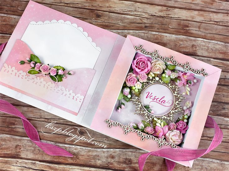 Wild Orchid Crafts: Book Card