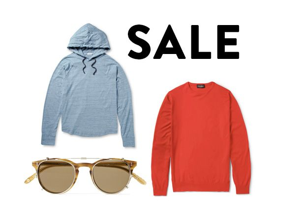There's nothing quite like snapping up a bargain on a lazy Sunday afternoon. We've hand picked seven of our favourite deals and sales in men's fashion around the web. Some of them end today so you had better get in quick.  HYPEBEAST - Free shipping on orders over $100 - (CODE:HBSHIPINT) NEEDSUPPLY - $16 Flat rate shipping to Australia ASOS - 25% Off day to night style - SHOP NOW J.CREW - 50% Selected items - (CODE: SHOPNOW) REISS - 25% Flat rate worldwide delivery TIMBERLAND - Free ...