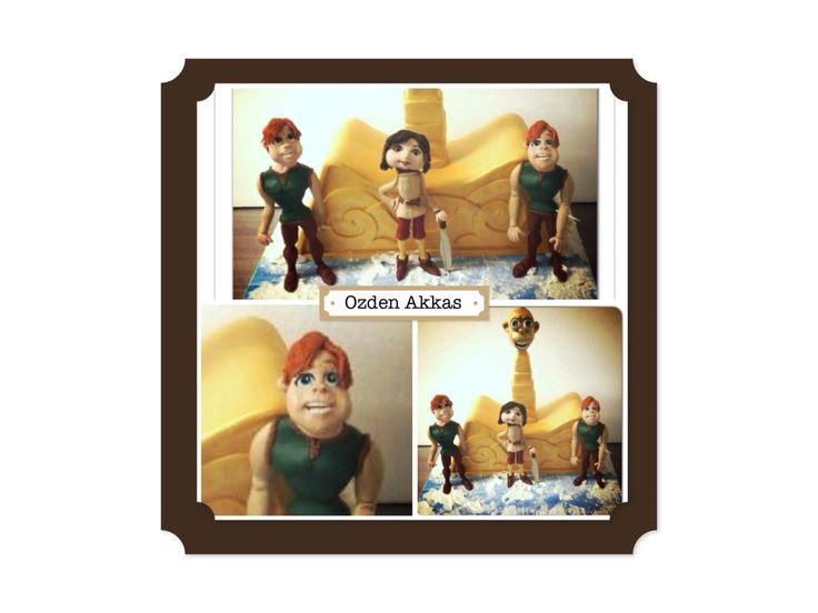 Thor cakes